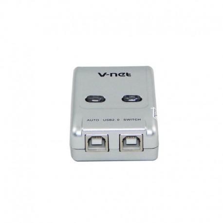دیتا سوئیچ پرینتر 1 به 2 USB اتوماتیک V-net