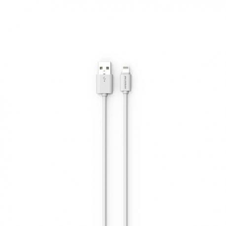 کابل تبدیل USB به لایتنینگ کینگ استار مدل KS05i طول 2 متر