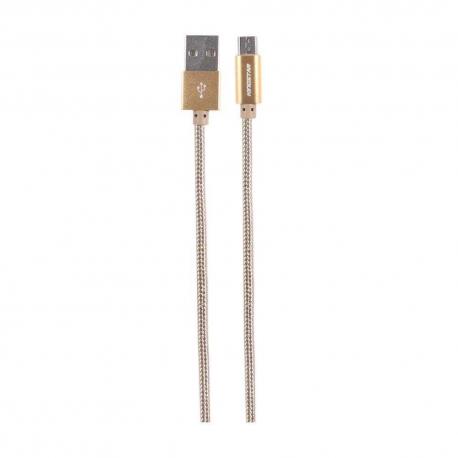 کابل تبدیل USB به microUSB کینگ استار مدل KS08A طول 1 متر