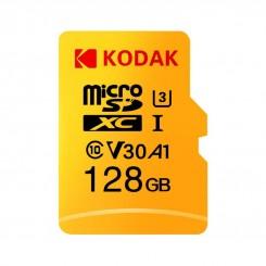کارت حافظه microSDXC امتک کداک کلاس 10 استاندارد UHS-I U1 سرعت 85MBps 580X همراه با آداپتور SD ظرفیت 128 گیگابایت