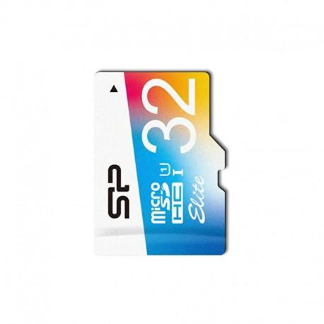 کارت حافظه SDHC سیلیکون پاور مدل Elite کلاس 10 استاندارد UHS-I U1 سرعت 85MBps ظرفیت 32 گیگابایت