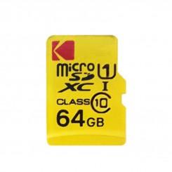 کارت حافظه microSDXC امتک کداک کلاس 10 استاندارد UHS-I U1 سرعت 85MBps 580X ظرفیت 64 گیگابایت
