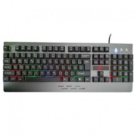 کیبورد مخصوص بازی هویت مدل KB-460L
