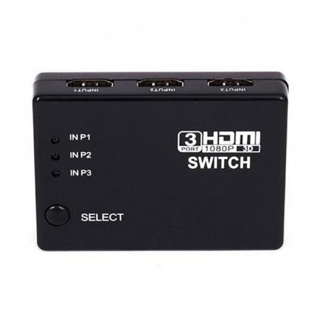 سوئیچ 1 به 3 HDMI مدل Full HD